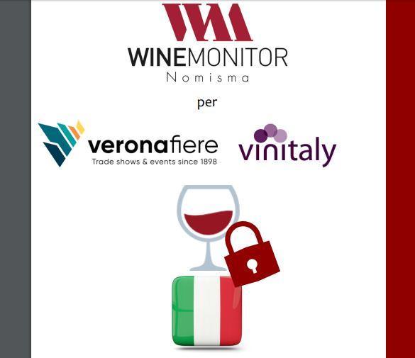 Vinitaly-Nomisma Wine Monitor: la riapertura dell'Horeca italiana vale 6,5 mld di euro di vino
