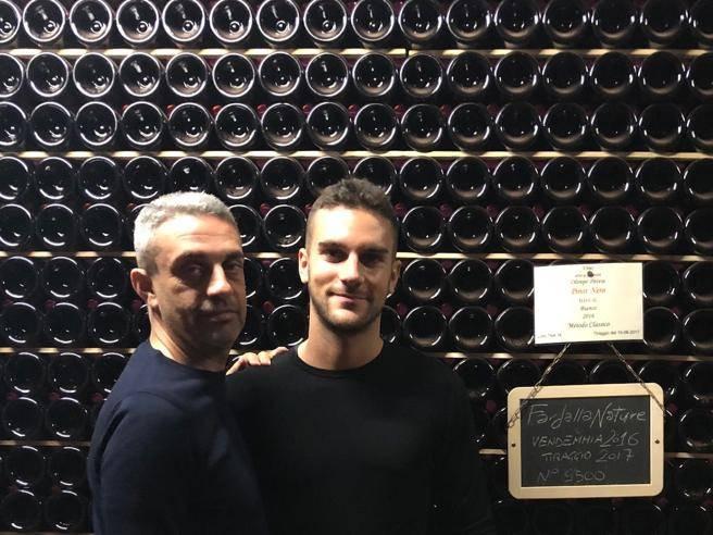 """Ballabio Cave Privée, """"Bollicine dell'Anno"""" Gambero Rosso - Il miglior spumante d'Italia nasce in Oltrepò Pavese sulle colline di Casteggio - 45° Parallelo"""